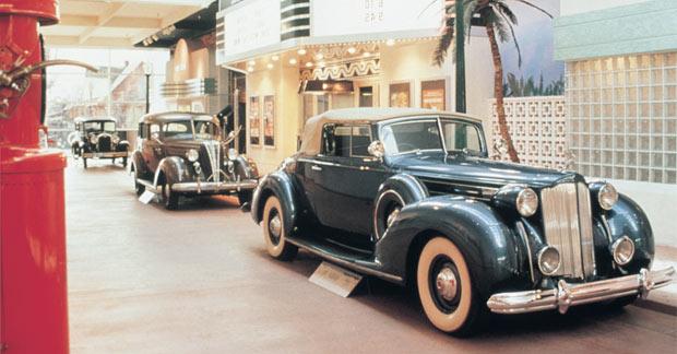 Nevada Travel Guide - National Automobile Museum