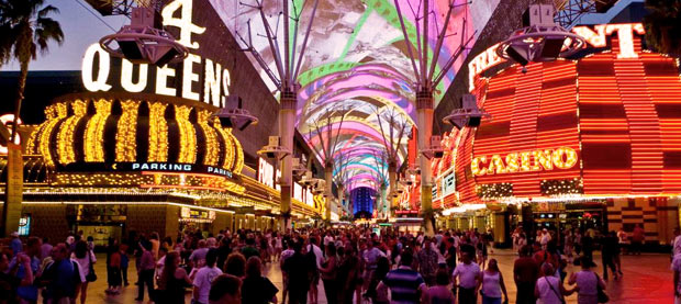 Nevada Travel Guide - Fremont Street